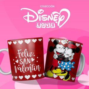 Taza colección Love Disney