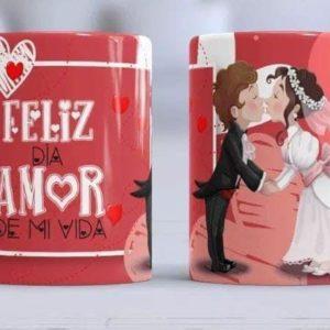 Tazas San Valentín