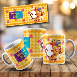 Coleccion Winnie the Pooh
