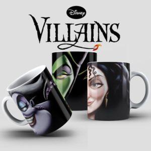Tazas Malvadas Disney